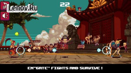 Frontgate Fighters v 1.2.10 (Mod Money)