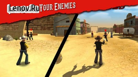 Guns and Spurs v 1.3 (Mod Money)