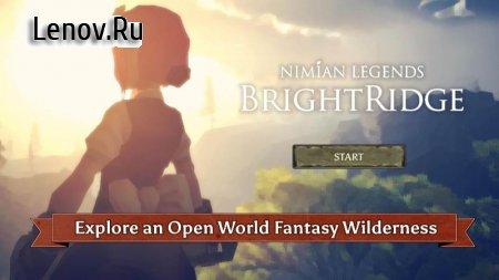 Nimian Legends : BrightRidge v 8.1 (Mod Skill Points)