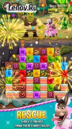 Shrek Sugar Fever (обновлено v 1.12.0) Мод (Unlimited coins)