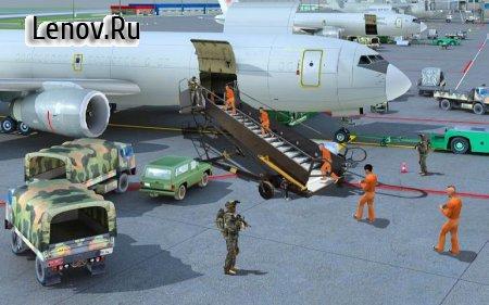 Criminal Transport Cargo Plane v 1.0