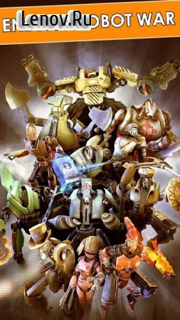 Iron Giants: Tap Robot Games v 0.0.040 Мод (Unlimited coins)