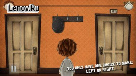 Left-Right : The Mansion v 1.0.6 Мод (полная версия)