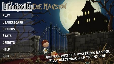 Left-Right : The Mansion v 1.0.7 Мод (полная версия)