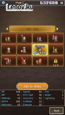 Magician's Saga v 1.2.2 (Mod Crystals)
