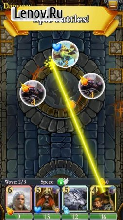 Spells Of Genesis v 1.0.7 Мод (Unlimited All)