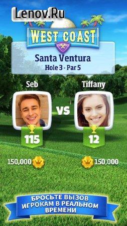 Golf Clash v 2.37.2 Мод (много денег)