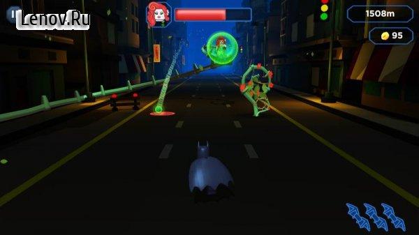 скачать лего бэтмен фильм игра на андроид с модом много денег
