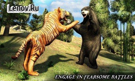 Super Tiger Sim 2017 v 1.0 (Mod Money)