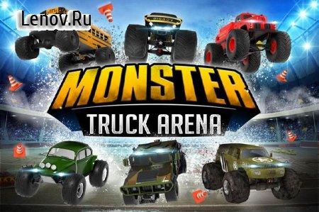 Monster Truck Arena Driver v 1.0 (Mod Money)