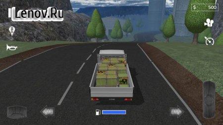 Cargo Transport Simulator v 1.13 Мод (много денег)