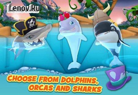 My Dolphin Show 2 New v 1.5.7094 Мод (Unlocked)