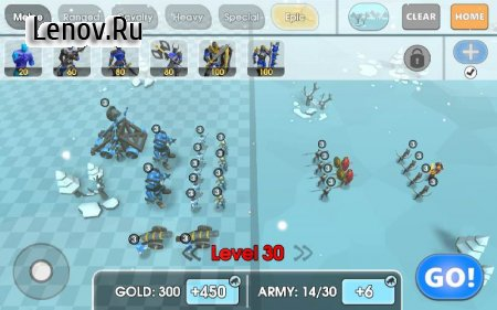 Epic Battle Simulator 2 v 1.4.11 (Mod Money)