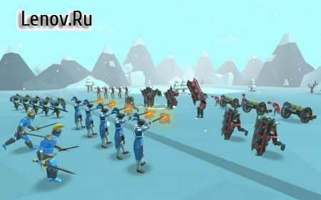 Epic Battle Simulator 2 v 1.4.80 (Mod Money)
