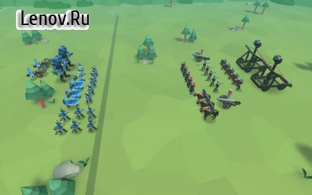 Epic Battle Simulator 2 v 1.4.40 (Mod Money)