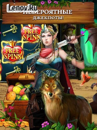 Scatter Slots: Free Fun Casino v 3.18.0 Мод (Cheat menu enabled)