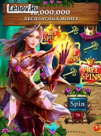 Scatter Slots: Free Fun Casino v 3.36.0 Мод (Cheat menu enabled)