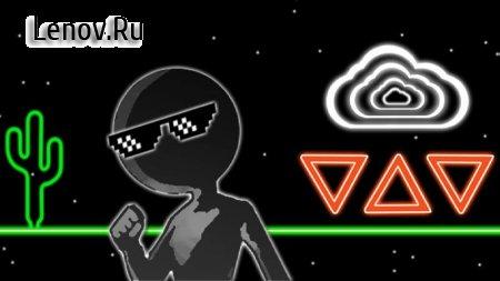Stickman Neon Run v 3.6.0