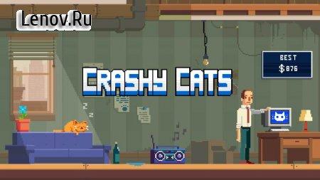Crashy Cats v 1.329 (Mod Money)