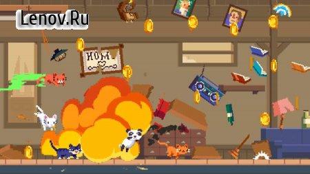 Crashy Cats v 1.338 (Mod Money)