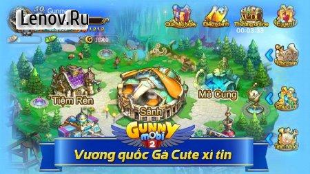Gunny Mobi - Bắn Gà Teen&Cute v 3.8.1.0 (God mod)