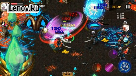 Demon Heart : Pylon Wars v 1.1.0 (Mod Money)