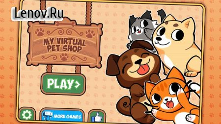 My Virtual Pet Shop - Cute Animal Care Game v 1.10.2 (Mod Money)