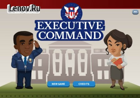 Executive Command v 1.0.1 Мод (infinite Approvals/Health & More)