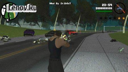 GTA San Andreas Mod сборка by Dr.Gh0sT v 7.0