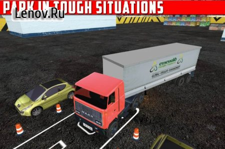 Real Truck Parking 3D v 1.0.5 (Full)