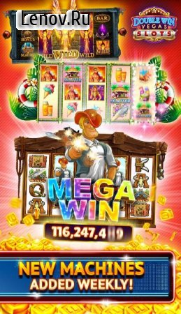 Double Win Vegas Slots (обновлено v 2.14.29) (Mod Money)