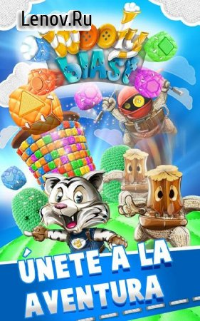 Wooly Blast v 1.4.1 Мод (Unlimited Lives/Coins/Boosters)