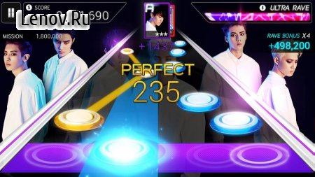 SuperStar SMTOWN v 2.4.9 Мод (Unlock All Mision/Group)