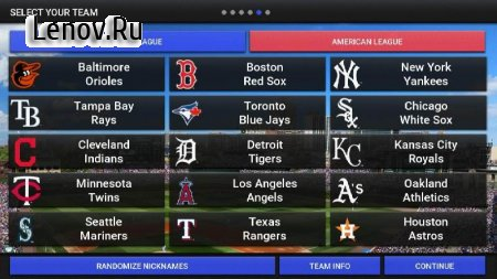 MLB Manager 2017 v 1.0.8 (Full)