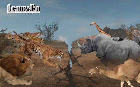Wild Animals Online v 3.42 Мод (много денег)