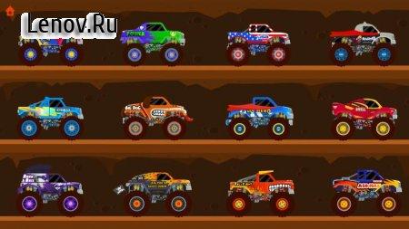 Monster Truck Go v 1.1.3 Мод (много денег)