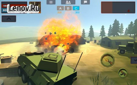 Crazy War v 0.9.99