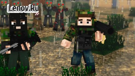 RastCraft: Zombie Survival v 1.0.1