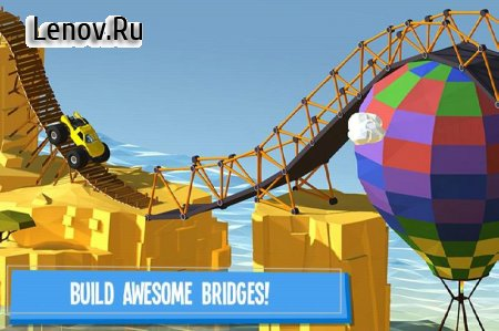 Build a Bridge! v 2.1.2 (Mod Money/Unlocked)