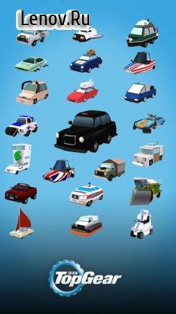 Top Gear: Donut Dash v 1.0 Мод (Unlocked)