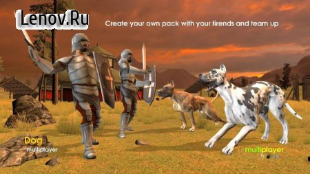 Dog Multiplayer : Great Dane v 1.0 (Modify a large number of experience)