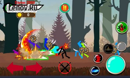 Stickman Slayer v 1.3.2 (Mod Money)