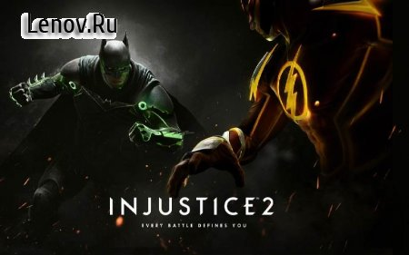 Injustice 2 v 3.4.0 Mod (Immortal/God Mode/High Damage)