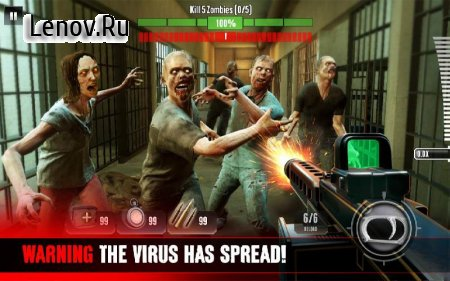 Kill Shot Virus v 2.0.0 Mod (Unlimited Ammo)