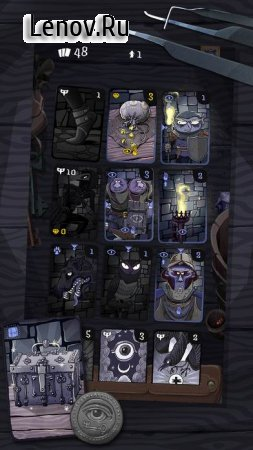 Card Thief v 1.2.20 Мод (Unlocked)