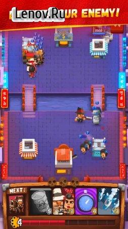 Goon Squad (обновлено v 1.3.16) Мод (Unlimited Cash/Chips/Tokens)