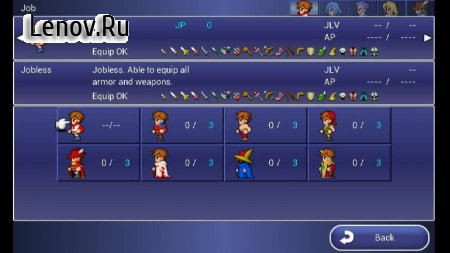 FINAL FANTASY DIMENSIONS v 1.1.3 (Mod Money)
