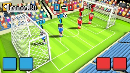 Cubic Soccer 3D v 1.1.1 (Mod Money)