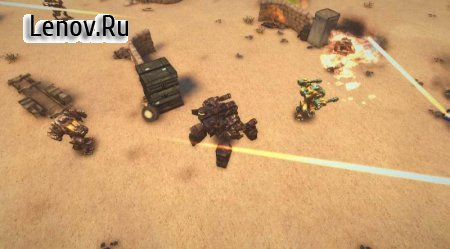 Real Mech Robot - Steel War 3D v 1.0 (Mod Money)