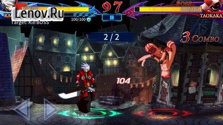 BlazBlue RR – Fighting v 2015